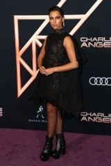 Naomi Scott At Charlie's Angels Premiere in LA