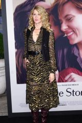 Laura Dern At Premiere of 'Marriage Story' at Paris Theater in NYC
