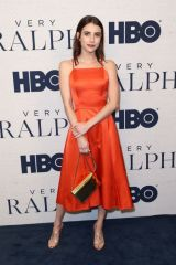 """Emma Roberts At HBO Documentary Film """"Very Ralph"""" premiere in Beverly Hills"""