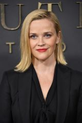 "Reese Witherspoon At Apple TV+'s ""Truth Be Told"" premiere in Beverly Hills"