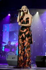Carrie Underwood Performs onstage during the 57th Annual ASCAP Country Music Awards in Nashville