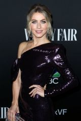 Julianne Hough At NBC And Vanity Fair's Celebration Of The Season in Los Angeles
