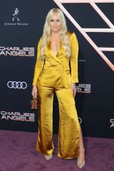 Lindsey Vonn At 'Charlie's Angels' World Premiere in Los Angeles