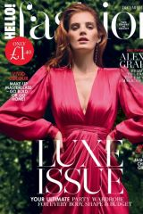 Alexina Graham – HELLO! Fashion - December 2019/January 2020