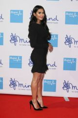 Sair Khan At Bupa Mind Media Awards in London