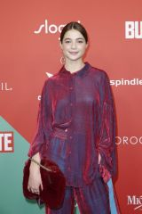 Lisa-Marie Koroll At Bunte New Faces Awards Style Berlin