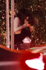 Camila Cabello & Shawn Mendes Seen kissing after a romantic dinner at Giorgio Baldi in Santa Monica