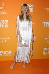 Heidi Klum At 2019 TrevorLive Los Angeles Gala