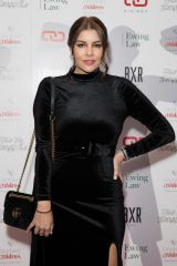 Imogen Thomas At Caudwell Children Float Like A Butterfly Ball at Grosvenor House in London