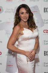 Michelle Heaton At Caudwell Children Float Like A Butterfly Ball at Grosvenor House in London
