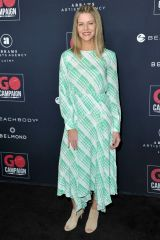 Kaitlin Olson At 13th Annual Go Gala, Arrivals, NeueHouse, Los Angeles