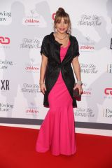 Elen Rivas At Float Like A Butterfly Ball, Grosvenor House Hotel, London