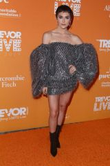 Alyson Stoner At TrevorLIVE, Arrivals, Los Angeles