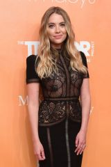 Ashley Benson At 2019 TrevorLive Los Angeles Gala
