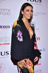Eva Longoria At 5th Global Gift Foundation USA to the occasion of raising funds at St. Regis Hotel in Mexico City