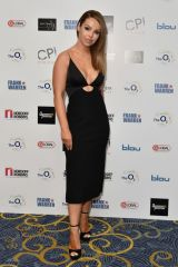 Katie Piper Attends the Nordoff Robbins Boxing Dinner in London