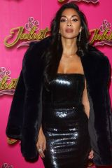 Nicole Scherzinger At Press Night for '& Juliet' at the Shaftesbury Theatre, London