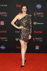 Jessica De Gouw At 2019 AACTA Awards in Sydney