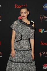 Phoebe Tonkin At 2019 AACTA Awards in Sydney