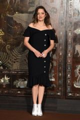 Marion Cotillard At Chanel Metiers d'art 2019-2020 show in Paris