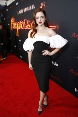"Madison Davenport At Hulu's ""Reprisal"" Season One premiere in Hollywood"
