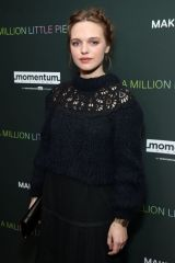 Odessa Young At Special Screening Of Momentum Pictures' 'A Million Little Pieces' at The London Hotel in West Hollywood