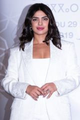 Priyanka Chopra At 'Conversation with' during the 18th Marrakech International Film Festival in Marrakech, Morocco