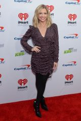 Sarah Michelle Gellar At KIIS FM's iHeartRadio Jingle Ball 2019 at The Forum in Inglewood