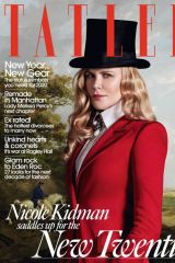 Nicole Kidman - Tatler Magazine UK, January 2020