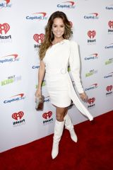 Brooke Burke At KIIS FM's Jingle Ball 2019 in Los Angeles