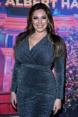 Kelly Brook At Emma Bunton's Christmas Party in London