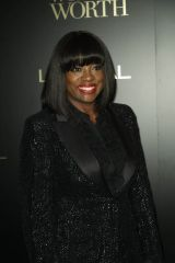 Viola Davis At 14th Annual L'Oreal Paris Women of Worth Awards at The Pierre Hotel in New York City