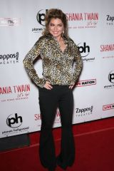 "Shania Twain At Grand Opening of Shania Twain ""Let's Go"" The Las Vegas Residency at Planet Hollywood Resort & Casino"