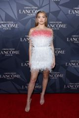 Paris Berelc At Lancôme x Vogue L'Absolu Ruby Holiday Event in West Hollywood