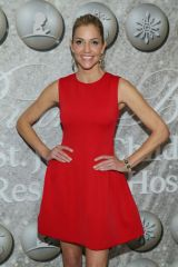 Tricia Helfer At Brooks Brothers Annual Holiday Celebration in West Hollywood