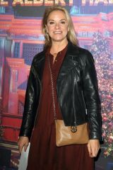 Tamzin Outhwaite Attends the Emma Bunton Christmas Party at Royal Albert Hall in London