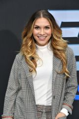 Allison Holker At 'Fast & Furious: Spy Racers' TV show premiere, Arrivals, Universal Cinema, Los Angeles