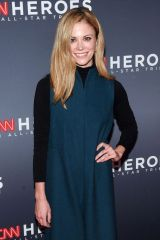 Claire Coffee At 13th Annual CNN Heroes: An All-Star Tribute, Arrivals, American Museum of Natural History, New York