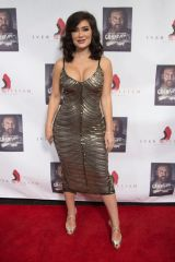CJ Sparxx At Premiere Of 'Grand Isle' in Hollywood