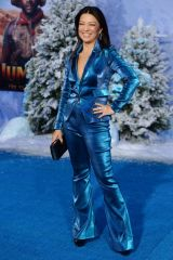 Ming-Na Wen At Jumanji: The Next Level Premiere TCL Chinese Theatre Hollywood