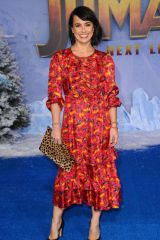 "Constance Zimmer At Premiere Of Sony Pictures' ""Jumanji: The Next Level"" in Hollywood"