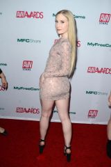 Emma Starletto At Adult Video News Awards Nominations Announcement in Hollywood