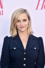 Reese Witherspoon At THR's Power 100 Women In Entertainment in Hollywood