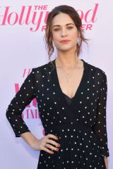 Lyndsy Fonseca At THR's Power 100 Women In Entertainment in Hollywood