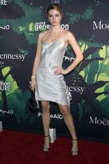 Lauren Taylor At 5th Annual Holiday Event To Benefit amfAR at the Gitano Jungle Room in New York City