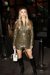 Ferne McCann Attend the official launch of Rox