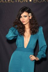Victoria Justice At Rachel Zoe Collection Box Style Holiday Event with Tanqueray in Los Angeles