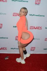 Abella Danger At Adult Video News Awards Nominations Announcement in Hollywood