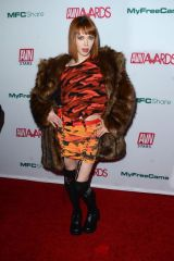Alexa Nova At Adult Video News Awards Nominations Announcement in Hollywood