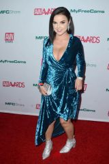 Dillion Harper At Adult Video News Awards Nominations Announcement in Hollywood